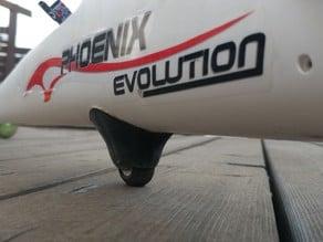 Landing gear for Phoenix gliders