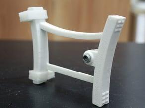 GoPro Hero 3+ line mount