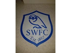 Modern Sheffield Wednesday Football Badge