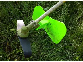 Guard for Shredder blade - for Stihl brushcutter