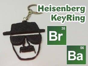 Heisenberg Keyring