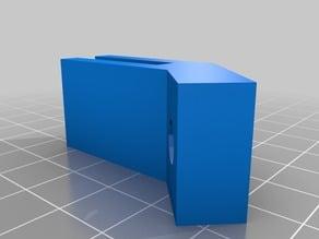 Prusa i3 spool mount 4mm frame