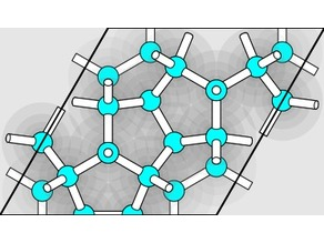 Clathrate hydrate structure type H