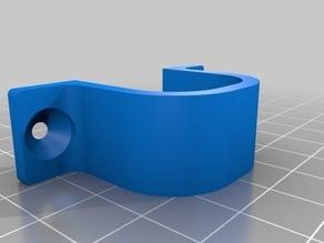 25mm^2 16mm width customized bracket mount clamp