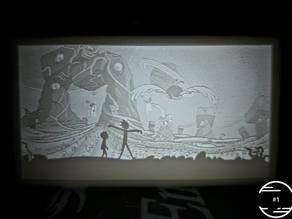 Rick And Morty Lithophane (#1)