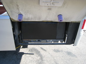 Onan Genset Access Cover Retainers