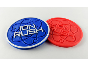 Ion Rush Team Coin