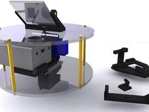 GoPro XY-mount