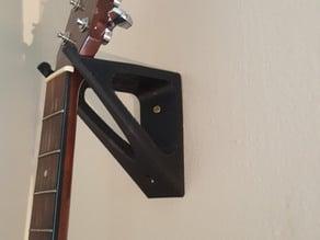 guitar wall bracket