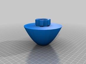 Grey water adapter