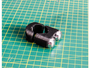 Motorcycle Cafe Racer 2 Button Switch