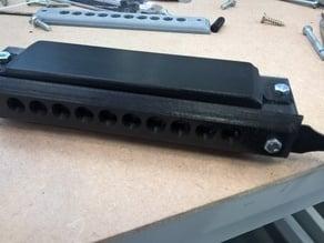 Chromatic harmonica Prototype