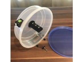 Cake-Drybox for DAS FILAMENT XXL Spool w/ dust filter
