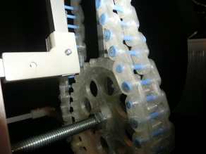 Simple Roller Chain