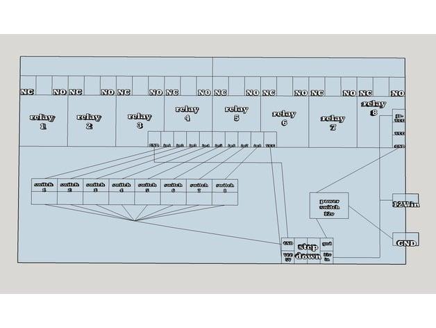 2X 3V 10A 1 Kanal Relay Modul mit Optokoppler für  PIC AVR DSP