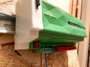 Loxone SD-Karten-Adapter Hutschiene REG / DIN Rail