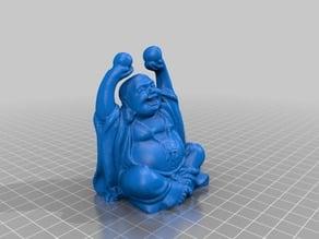 Buddha Statue 2 - 3D Scan