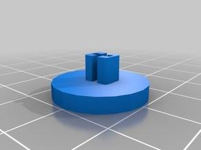 Round Keycap