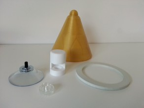 """""""golden cone of mobility +1"""" - trigger point massage tool"""