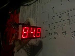 Ghostbuster Gigameter LED display