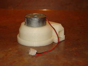 CD-Rom Motor Pump