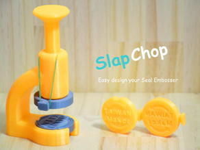 Seal embosser - Slap Chop