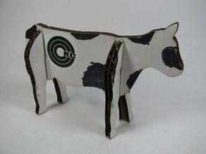 LASER COWS!
