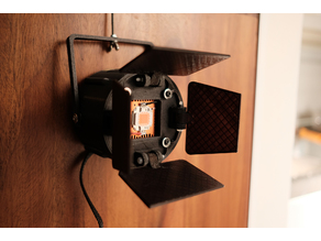 10W Led Spotlight Video Light