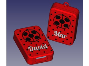Lady Bug Logo - Chemobox