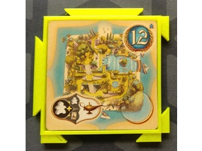 Five Tribes Interlocking Card Plate