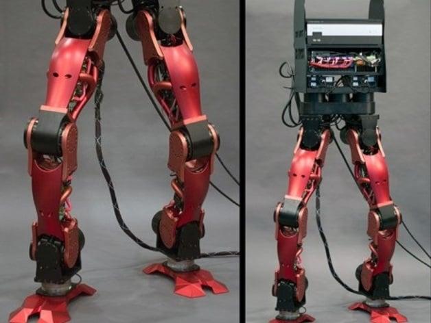 Dyros Humanoid Robot By Cadimensionsamg Thingiverse