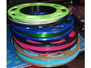 Sample Spool (Makerbox etc 120mm coils)