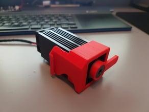 Laser-Module adaptor. Creality cr10/s/s4,etc