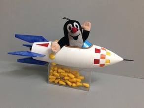 Mole's rocket - Krtkova raketa