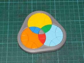 Hex Shaper (planar twisty puzzle)