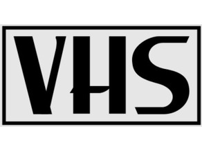 VHS Logo (1976-2016)