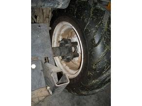 Garden Tractor Tire Spacer
