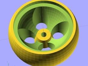 Ekobots - Tire generator.