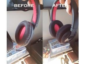 Flaky Headphone pads fix