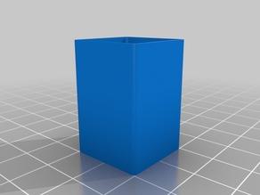Tall Thin Wall Calibration Cube