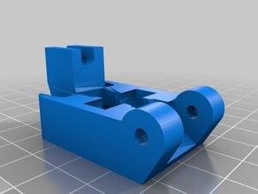 Tensor del extrusor tipo Greg's Wade para filamentos 3mm