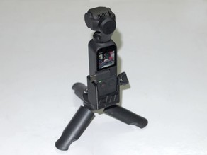 Osmo Pocket Mini Tripod / Gopro Adapter