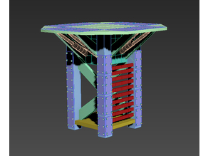 Tower Scenography