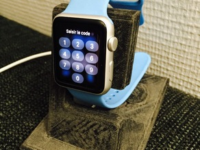 AppleWatch dock charger
