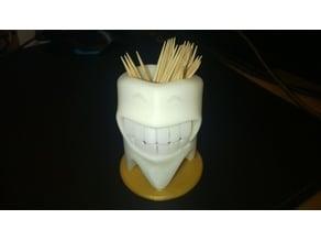 Distributeur de cure dent, Tooth cure dispenser