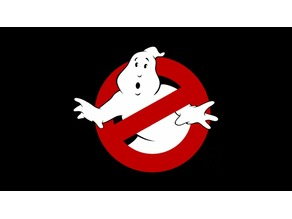 Ghostbusters Logo - Dual Extrude