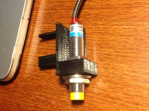Inductive sensor mount