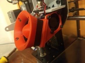 40 mm. Fan Stack