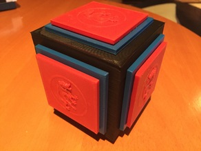 Chinese Torture Puzzle Box
