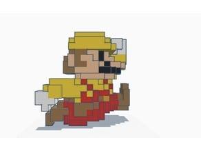 Super Mario Maker- Builder Mario